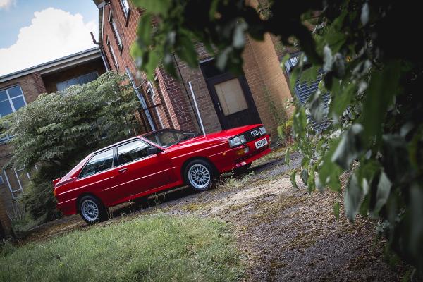 U prodaji neprikosnoveni Audi Quattro