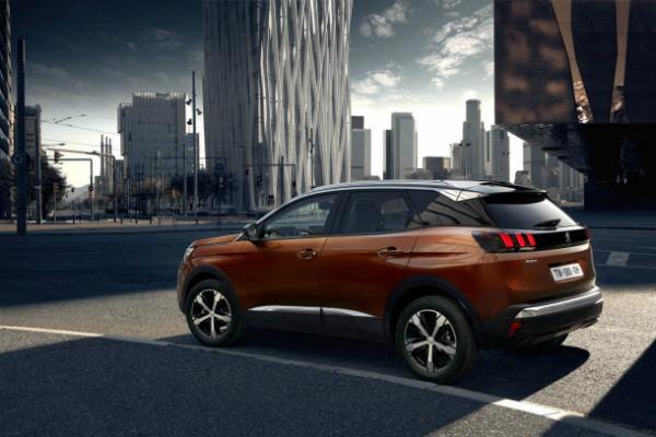 Novi SUV Peugeot 3008 stigao u Srbiju!