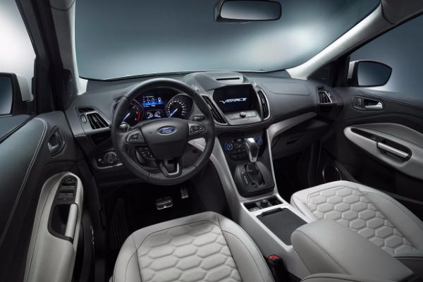 Otkrivena proizvodna verzija Ford Kuga Vignale