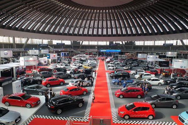Danas počinje sajam automobila u Beogradu
