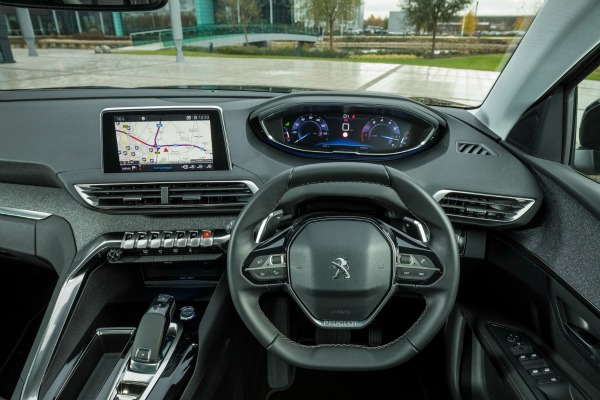 Novi Peugeot 3008