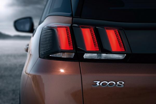 Peugeot 3008 GT stiže sa 300 hibridnih ks