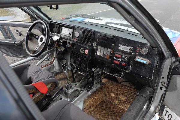 Lancia Delta Integrale Evo vredna 225.000 funti