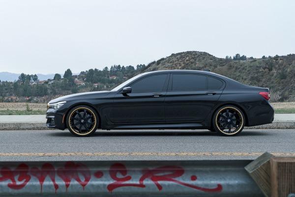 Nova BMW serija 7 na novim točkovima