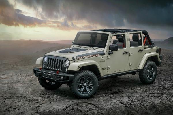 Jeep Wrangler Rubicon specijalno izdanje