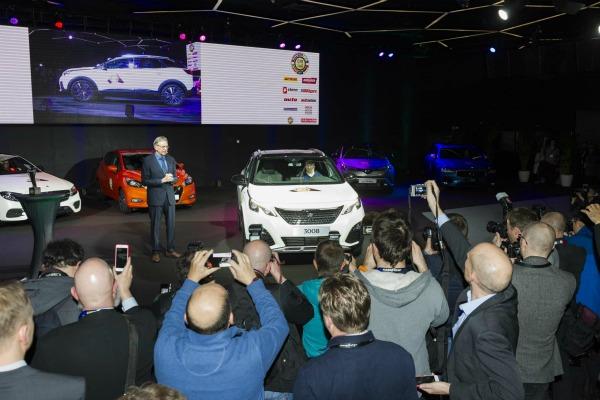 "Peugeot odneo titulu ""Automobil godine 2017"""