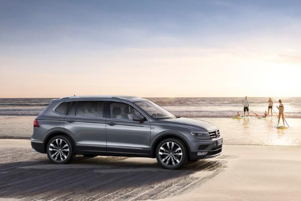Novi VW Tiguan Allspace sa 7 sedišta