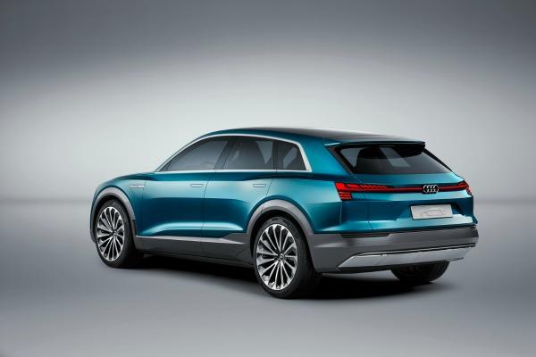 Potpuno električni kompakt kompanije Audi