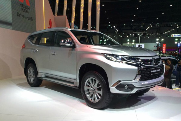 Uskoro stiže novi Mitsubishi Shogun Sport