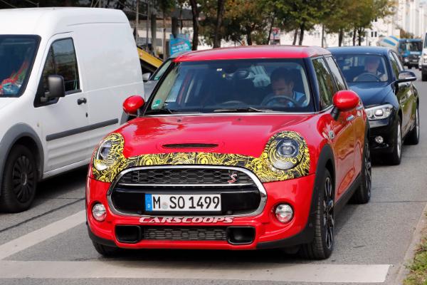 Novi Mini Cooper S donosi značajne promene ispod haube