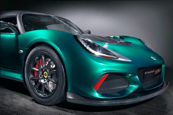 Lotus Exige Cup 430 predstavlja definiciju ekstremnog modela