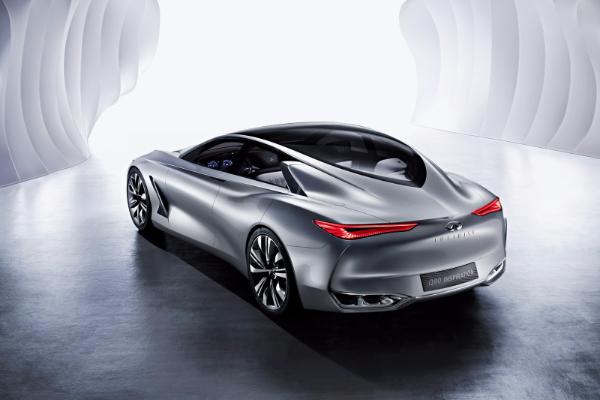 Infiniti priprema novi koncept kupe model za Detroit