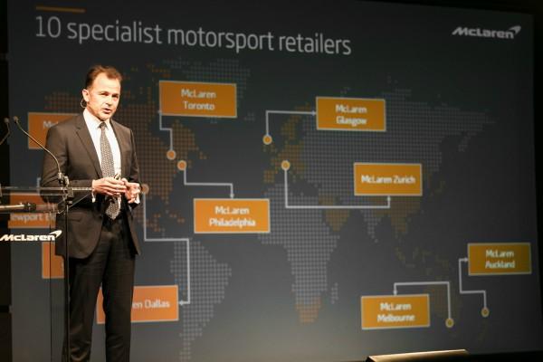 Najnoviji McLaren 720S GT3 stiže 2019. godine