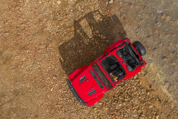 Jeep je predstavio dugoočekivani model Wrangler