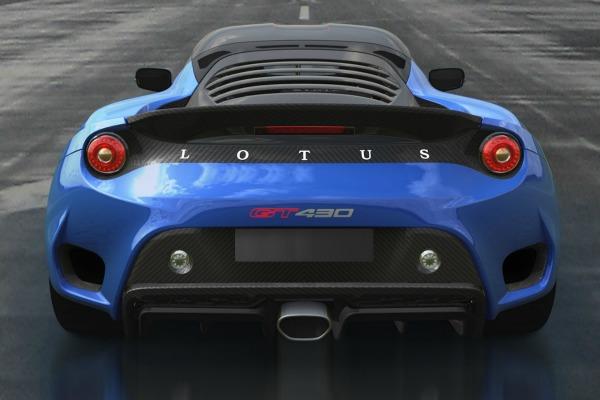 Lotus dodaje novu liniju Evora opsegu