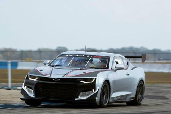 Chevrolet Camaro GT4.R - spreman za trku