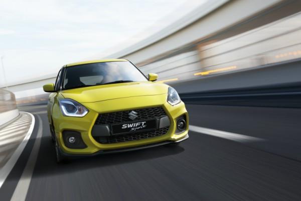 Globalna premijera lakšeg i bržeg Suzuki Swift Sport modela