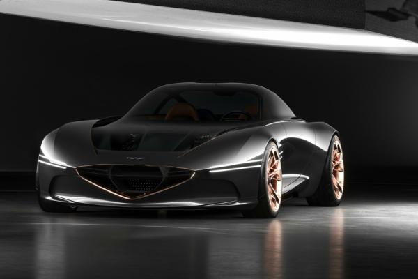 Genesis Essentia je stilski električni GT koji naglašava budućnost