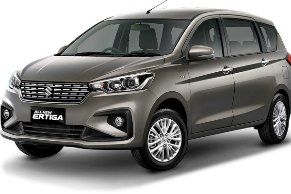 Suzuki predstavlja novi porodični Ertiga model