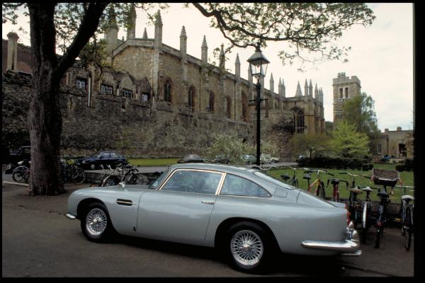 Aston Martin će kreirati 25 novih modela legendarne DB5 linije