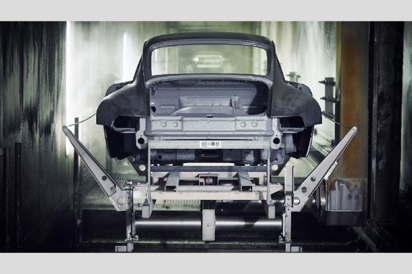 Project Gold - potpuno nov 20 godina star 993 Turbo
