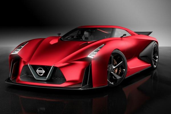 Nissan predstavlja koncept svog novog Nissan GT-R modela