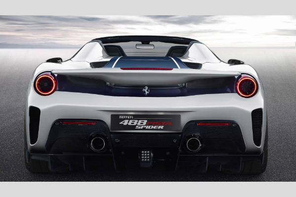 Neočekivana premijera Ferrari 488 Pista Spider modela