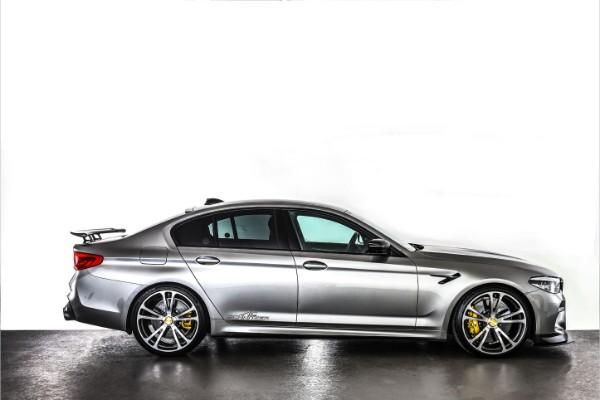 Neverovatni BMW M5 AC Schnitzer predstavljen u Esenu