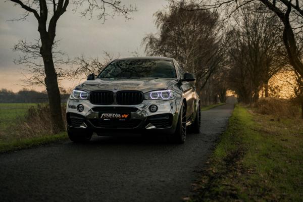 Hamann BMW X6 M50D poseduje blistavu karoseriju i 443 ks