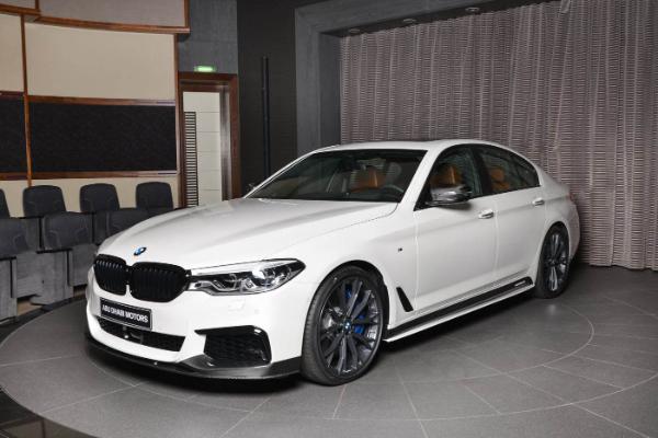 Kome je potreban M5 kada postoji BMW M550i xDrive