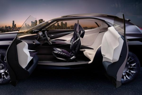 Lexus UX debituje na ženevskom sajmu atuomobila