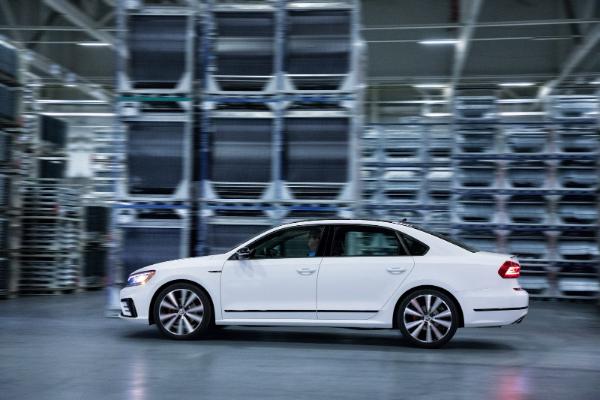 Novo sportsko lice VW Passat GT modela