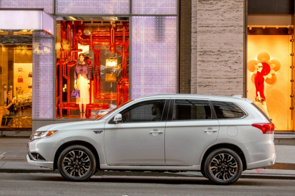 Mitsubishi će vas nagraditi ukoliko mu pružite uvid u vozačke navike