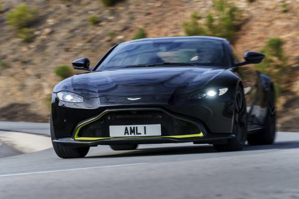 Aston Martin će vratiti manuelne Vantage modele