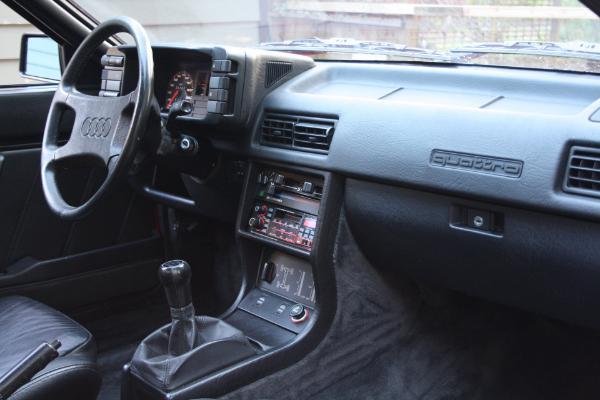1985 Audi Quattro predstavlja ostvarenje dečačkih snova