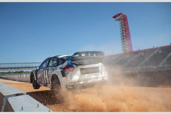 Brutalni Ford Focus RS RX predstavlja novo reli oružije