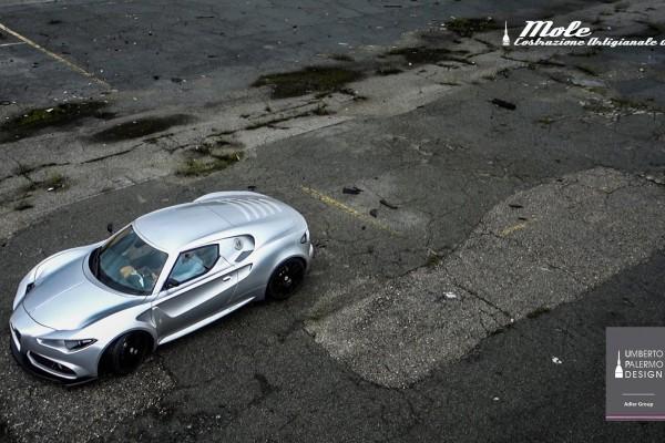 Najbrutalniji Alfa Romeo 4C model do sada