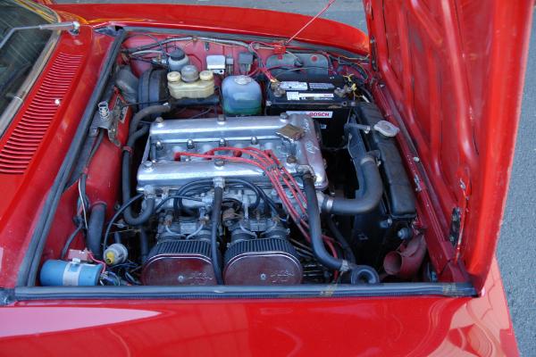 Alfa Romeo 2000 GT Veloce - klasik kakav se retko viđa