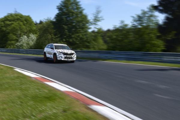 Novi Kodiaq je zvanično najbrži sedmosed na Nirnburgringu