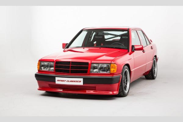 Brabus 3.6 S predstavlja jedan od najboljih 190E Mercedesa na svetu