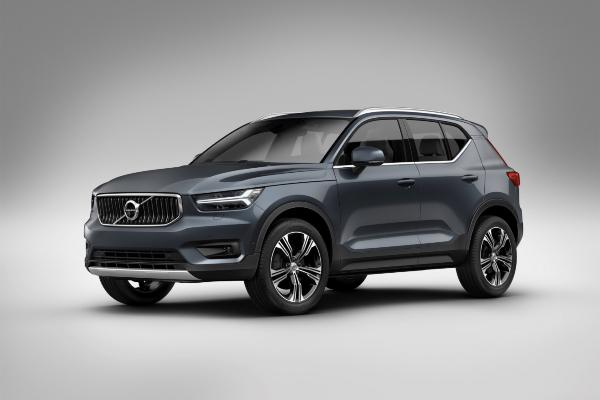 Volvo potvrđuje prvi potpuno električni XC40