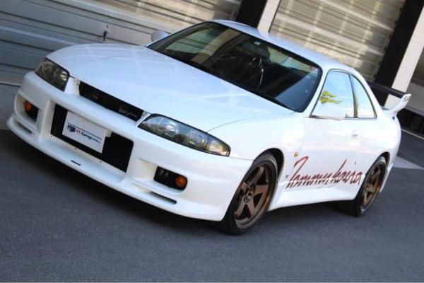 Tommykaira Skyline R33 GT-R - savršen model za sve ljubitelje Japanaca