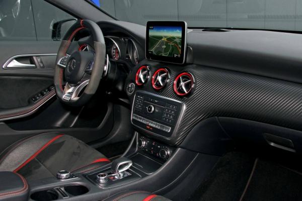 Šta se dogodi kada Mercedes-AMG A45 poseti Posaidon
