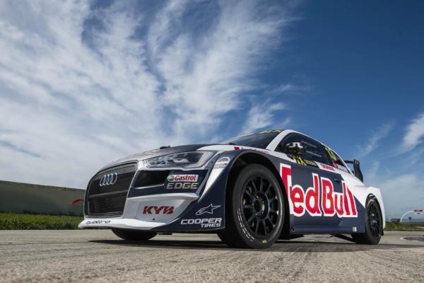 Novi Audi S1 EKS RX Quattro spreman je za relikros akciju