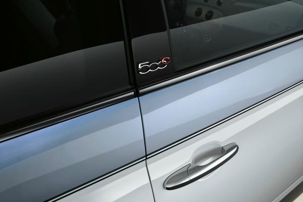 Novi Fiat 500 Collezione model