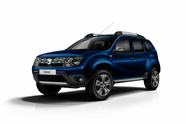 Dacia Duster dobija obnovljenu flotu