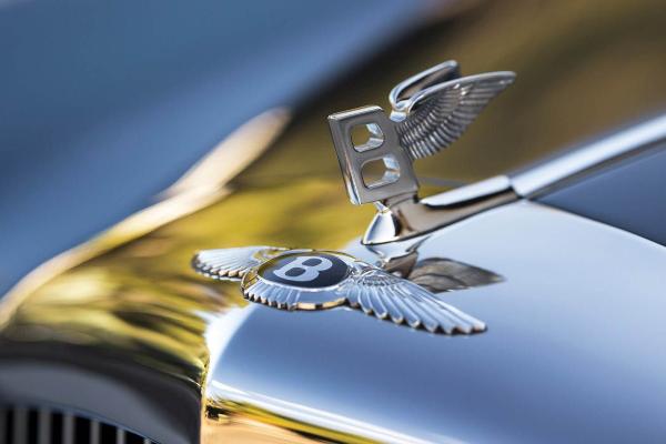 1956 Bentley S1 Continental predstavlja koren reči elegancija
