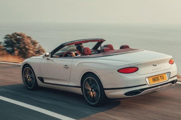 Bentley predstavlja prvi GT kabriolet