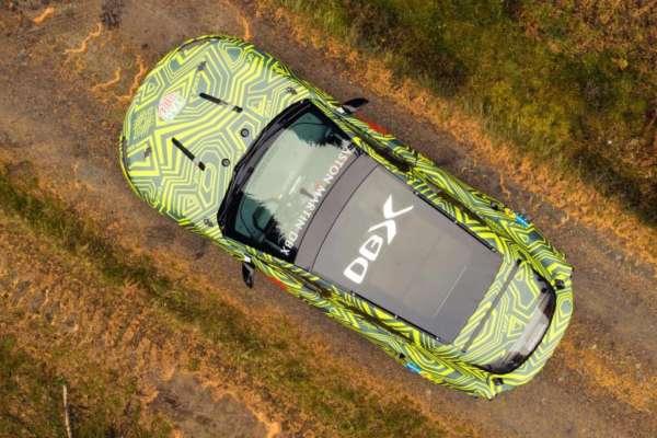 Aston Martin radi na svom prvom terencu