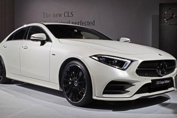 Novi Mercedes CLS dolazi kao najskuplji u floti